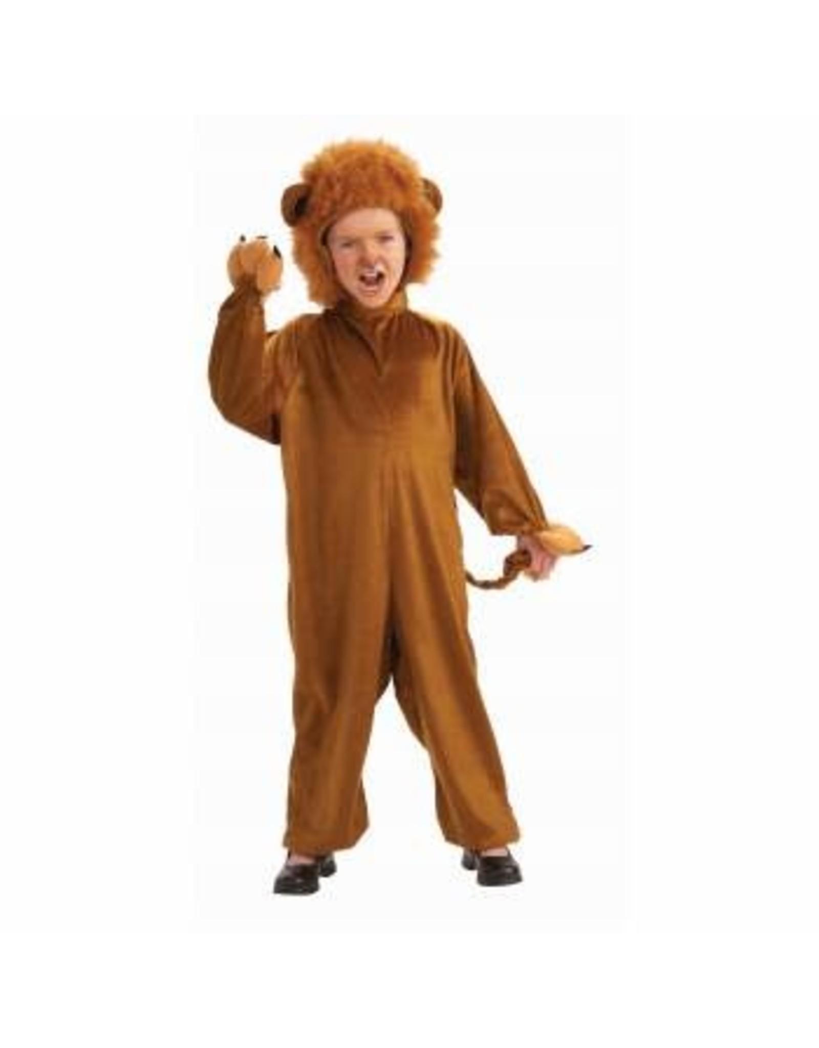 Forum Novelties Inc. Children's Lion Jumpsuit and Headpiece