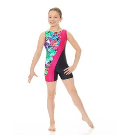 Mondor Children's Vivid Heart Unitard