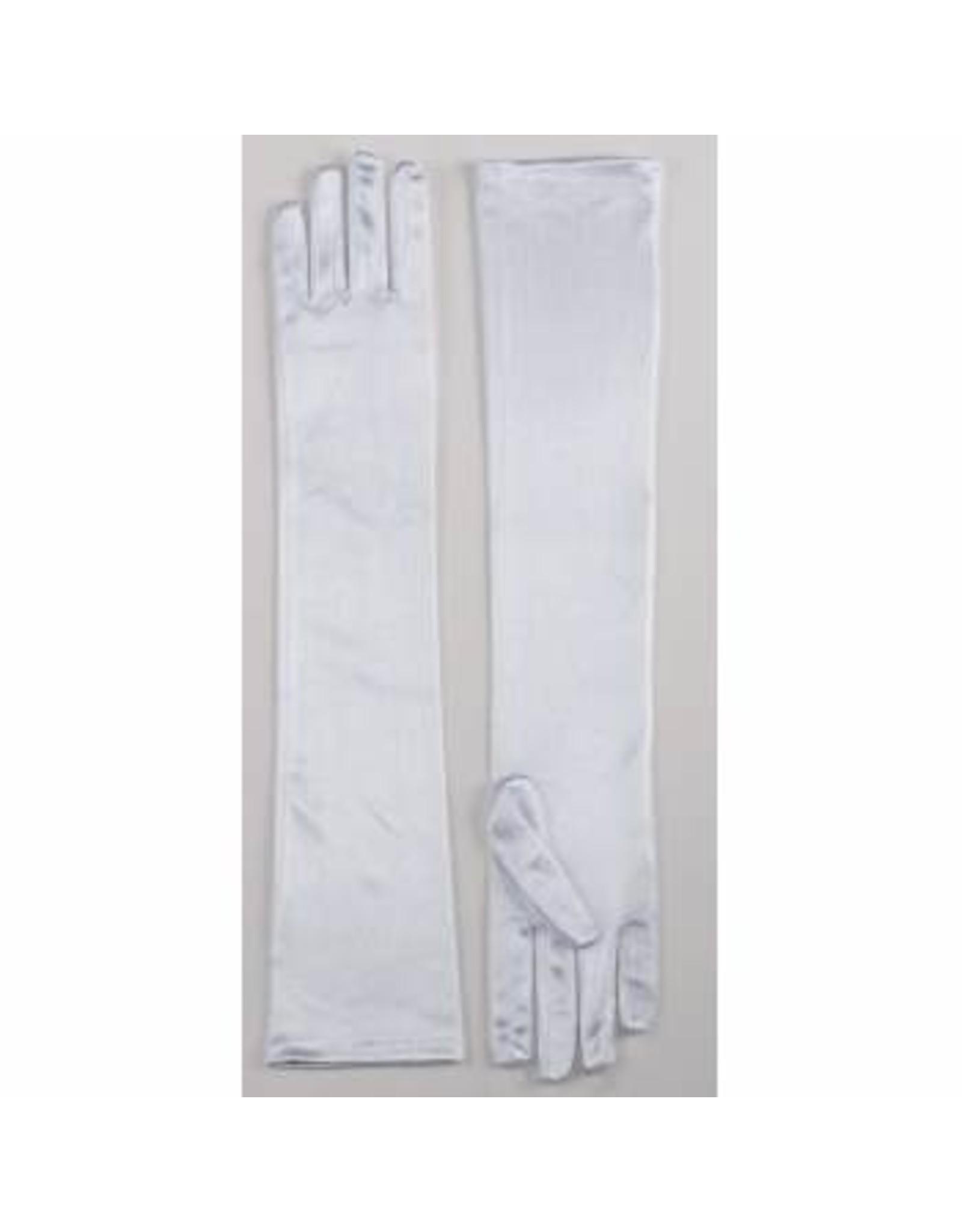 Forum Novelties Inc. Long Satin Gloves