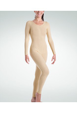 Body Wrappers Long Sleeve Unitards