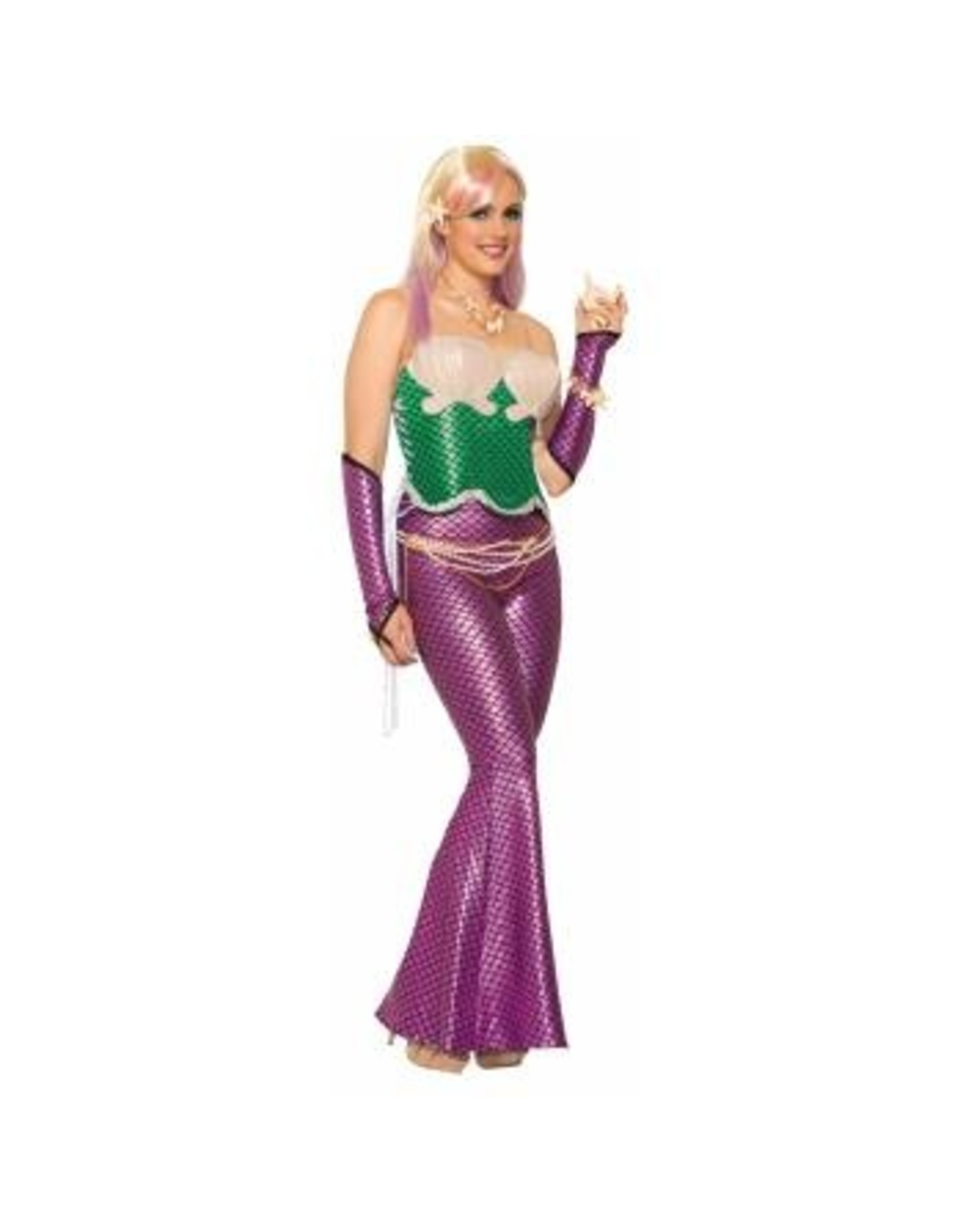 Forum Novelties Inc. Mermaid Corset