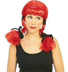 Rubies Costume Country Girl Wig