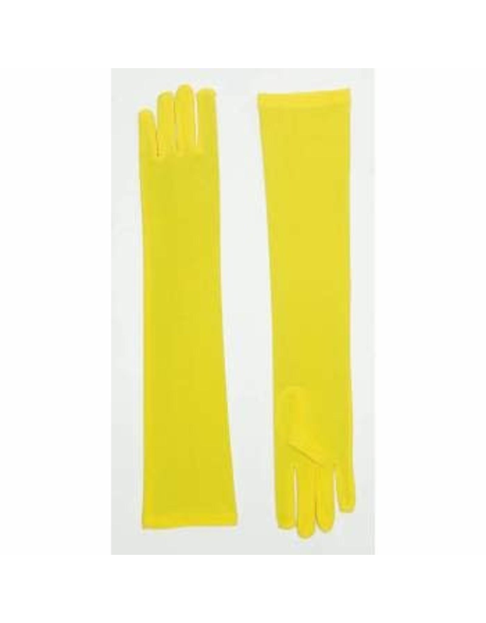 Forum Novelties Inc. Long Nylon Gloves
