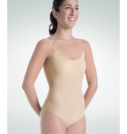Body Wrappers Children's Nude MicroTECH™ Camisole Leotard