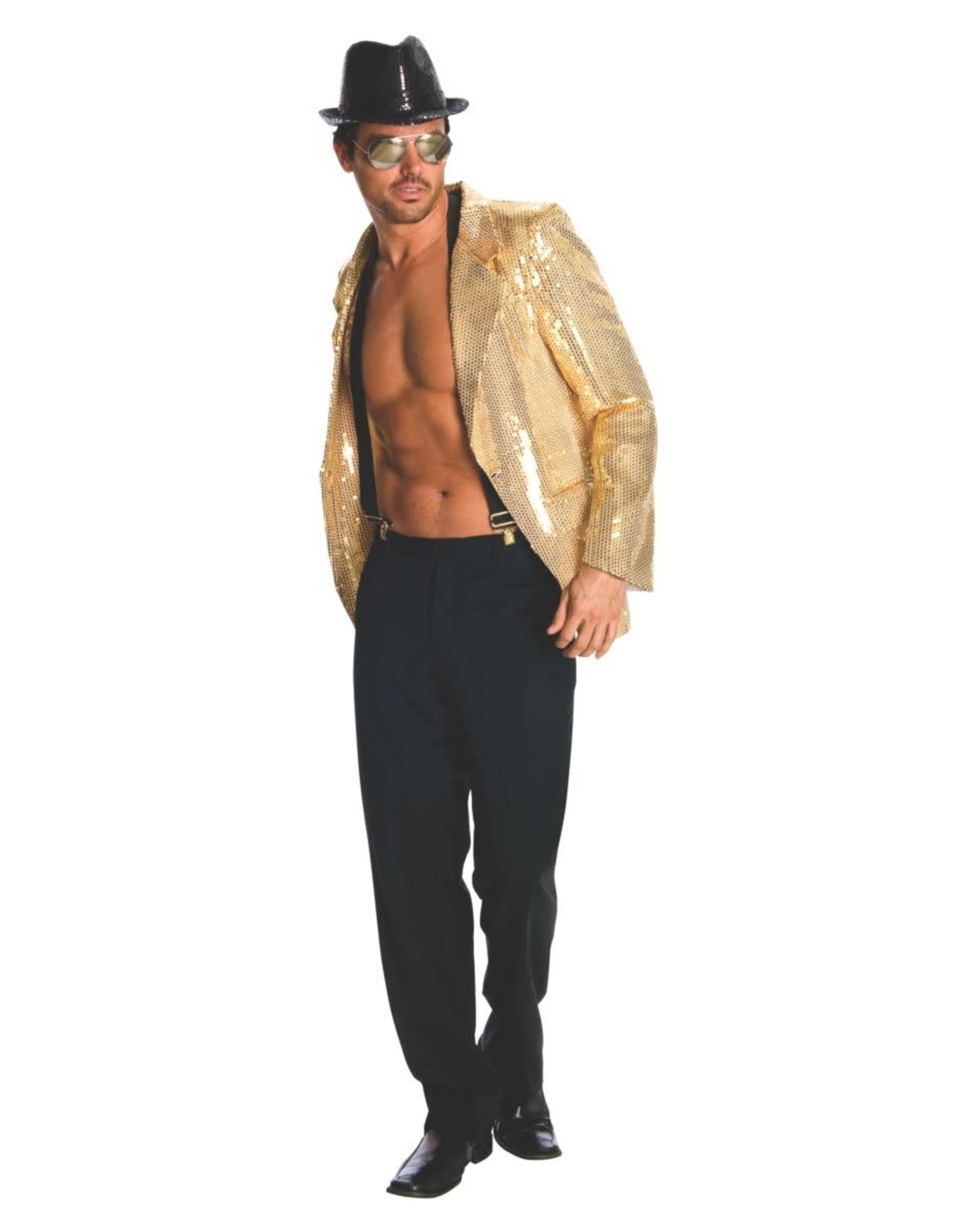 Rubies Costume Men's Sequin Jacket