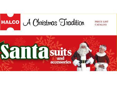 Halco Santa Suits