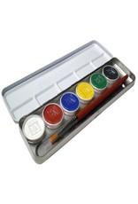Ben Nye Magicake Aqua Color Palettes