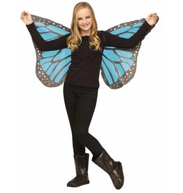 Fun World Children's Blue Butterfly Wings