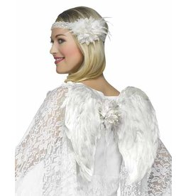 Fun World Lace Angel Halo and Wings