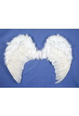 "HM Smallwares 31"" White Angel Wings"