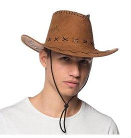HM Smallwares Brown Cowboy Hat