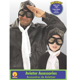 Rubies Costume Aviator Accessories