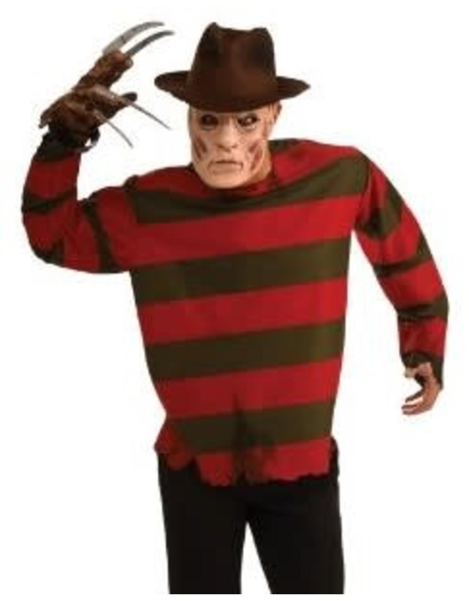 Rubies Costume Freddy Krueger Mask and Shirt