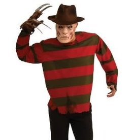 Rubies Costume Freddy Krueger Mask and Shirt