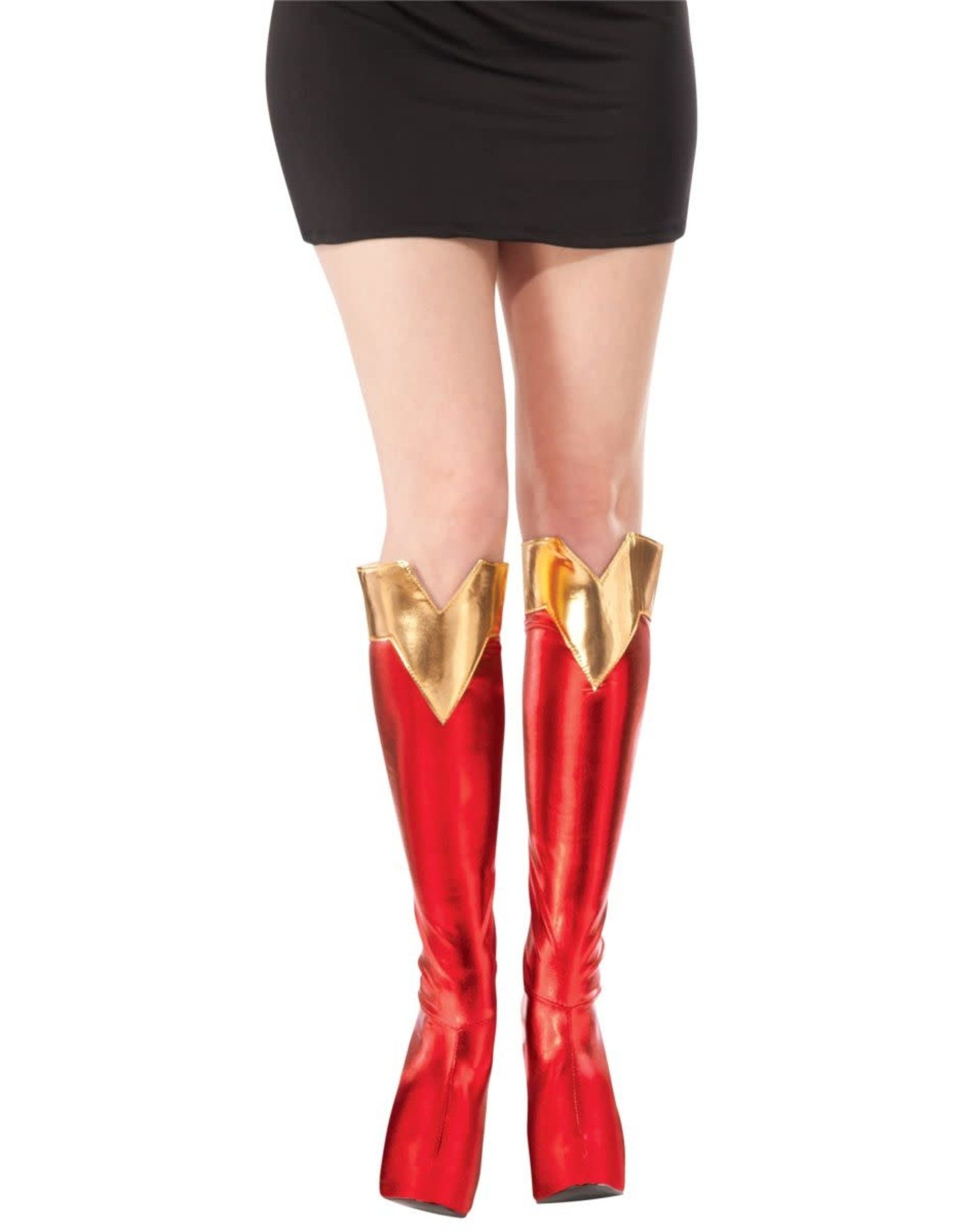 Rubies Costume Supergirl Boot Tops
