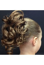 Dancer Hair Do's #84: Loose Curl Hairpiece