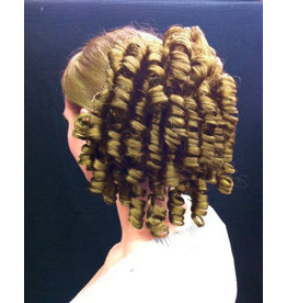 Dancer Hair Do's #85: Tight Ringlets Hairpiece