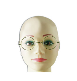 Forum Novelties Inc. Round Granny Glasses