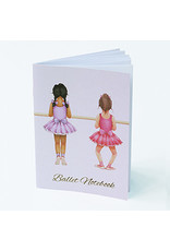 Little Ballerina Ballet Notebook