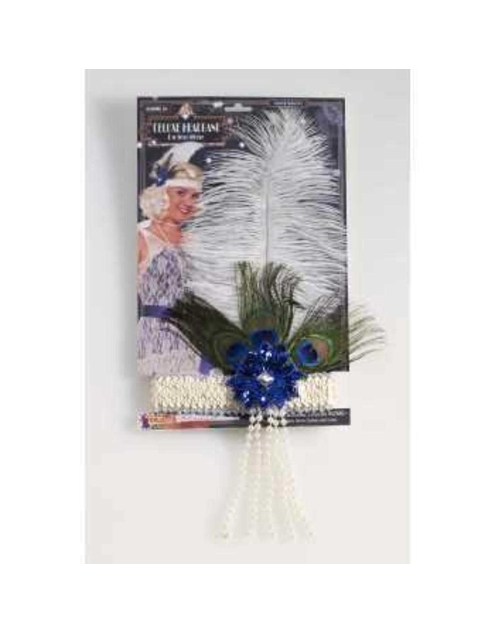 Forum Novelties Inc. Roaring 20's Beige Headband