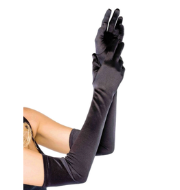 Leg Avenue Extra Long Satin Gloves