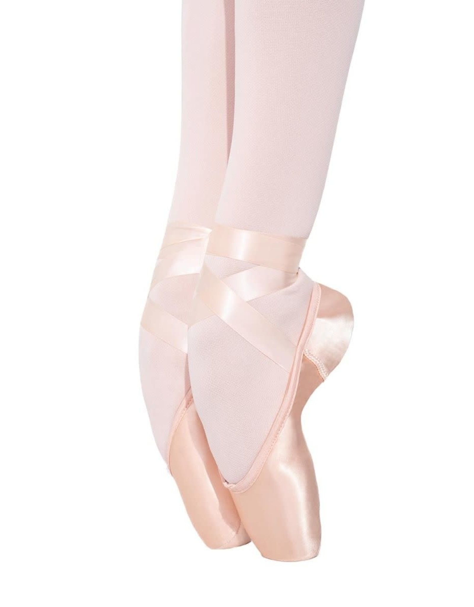 Capezio Capezio Airess Broad Toe (MaxiFirm) Pointe Shoe