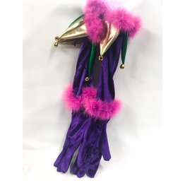 HM Smallwares Mardi Gras Gloves