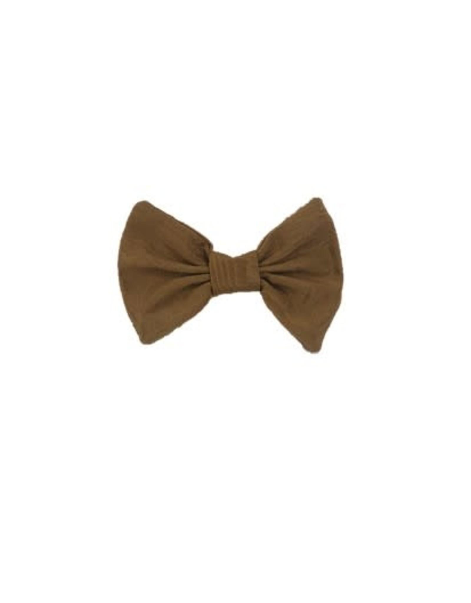 Karries Kostumes Handmade Gold Bow Tie