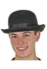 SKS Novelty Black Felt Bowler Hat
