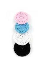 Dasha Designs Pink Small Knit Buncover