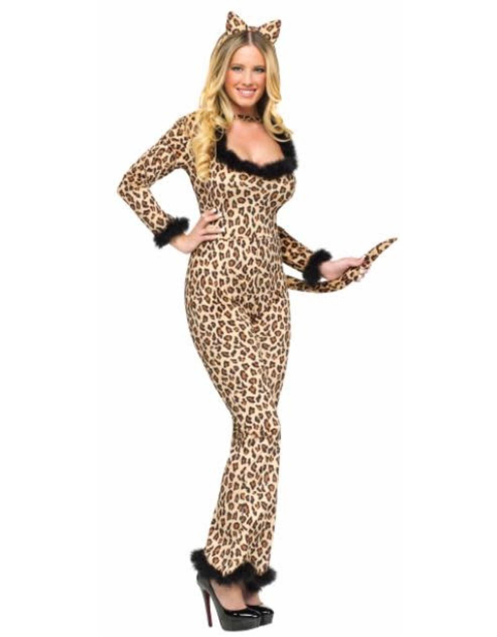 Fun World Luscious Leopard