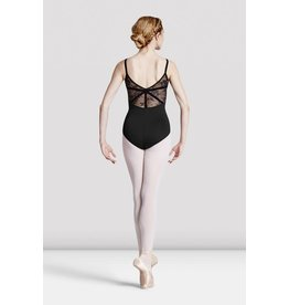Bloch Eyal Lace Panel Camisole Leotard