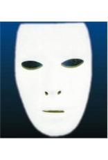 SKS Novelty Plain White Mask