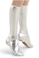 Body Wrappers Metallic Shoe Covers