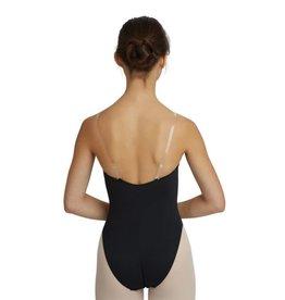 Capezio Clear Shoulder Straps