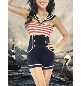 Coquette Pin Up Sailor