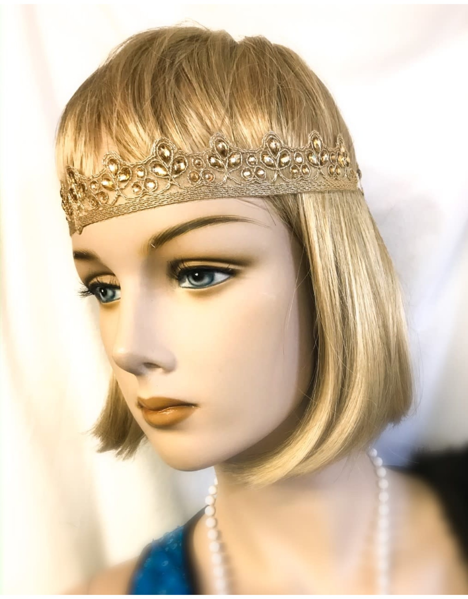 Karries Kostumes Rhinestone Headband