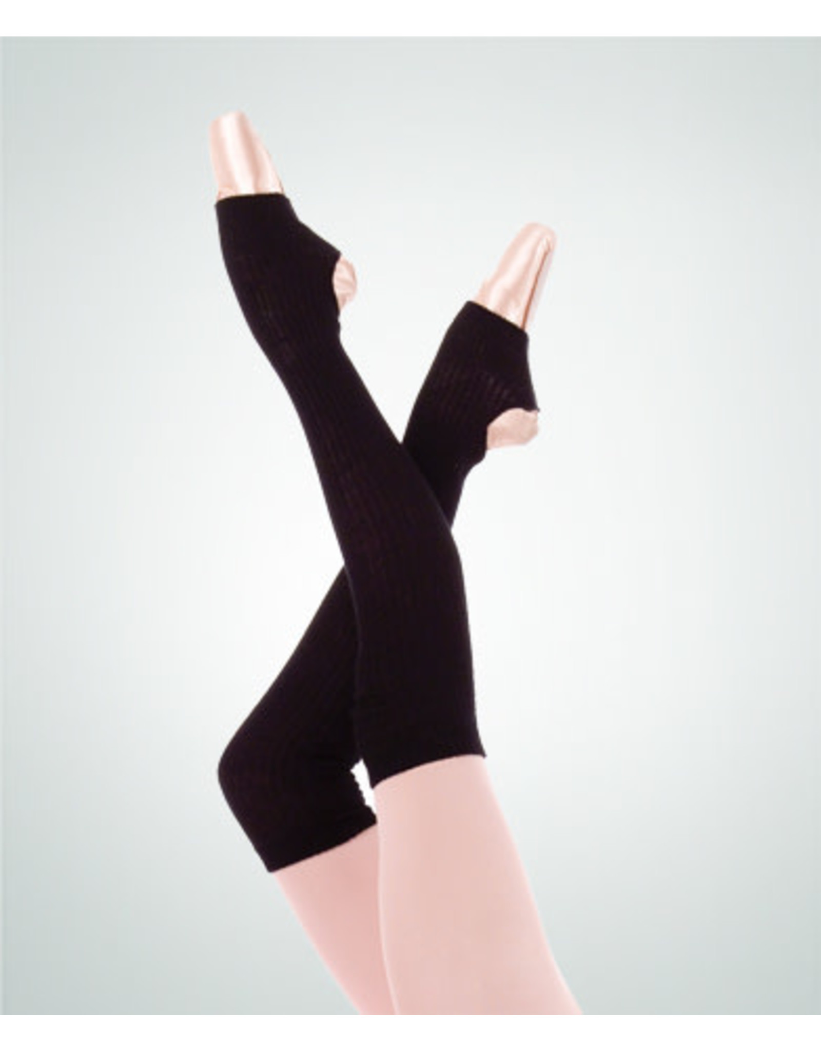 Body Wrappers Stirrup Legwarmers
