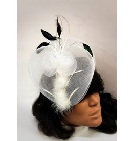 Karries Kostumes Tear Drop Fascinator