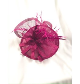Karries Kostumes Feather Fascinator