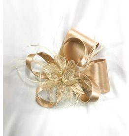 Karries Kostumes Champagne Fascinator