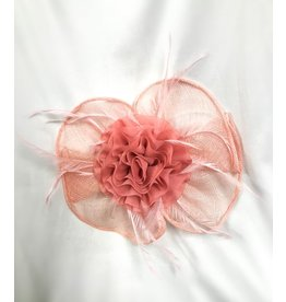 Karries Kostumes Blush Fascinator