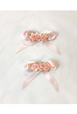 Mimy Design Hair Blossom Clips with Bows