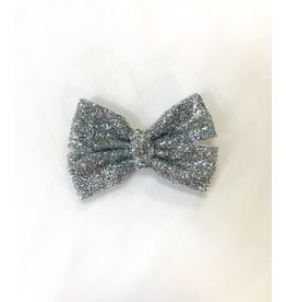 Mimy Design Glitter Hair Bow