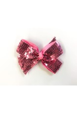 Mimy Design Sequinned Bow Clip