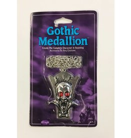 Fun World Gothic Medallion