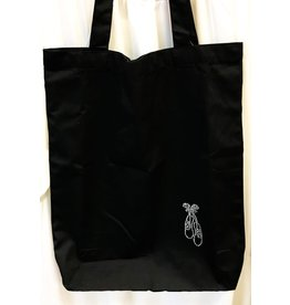 Mimy Design Tote Bag with Rhinestones