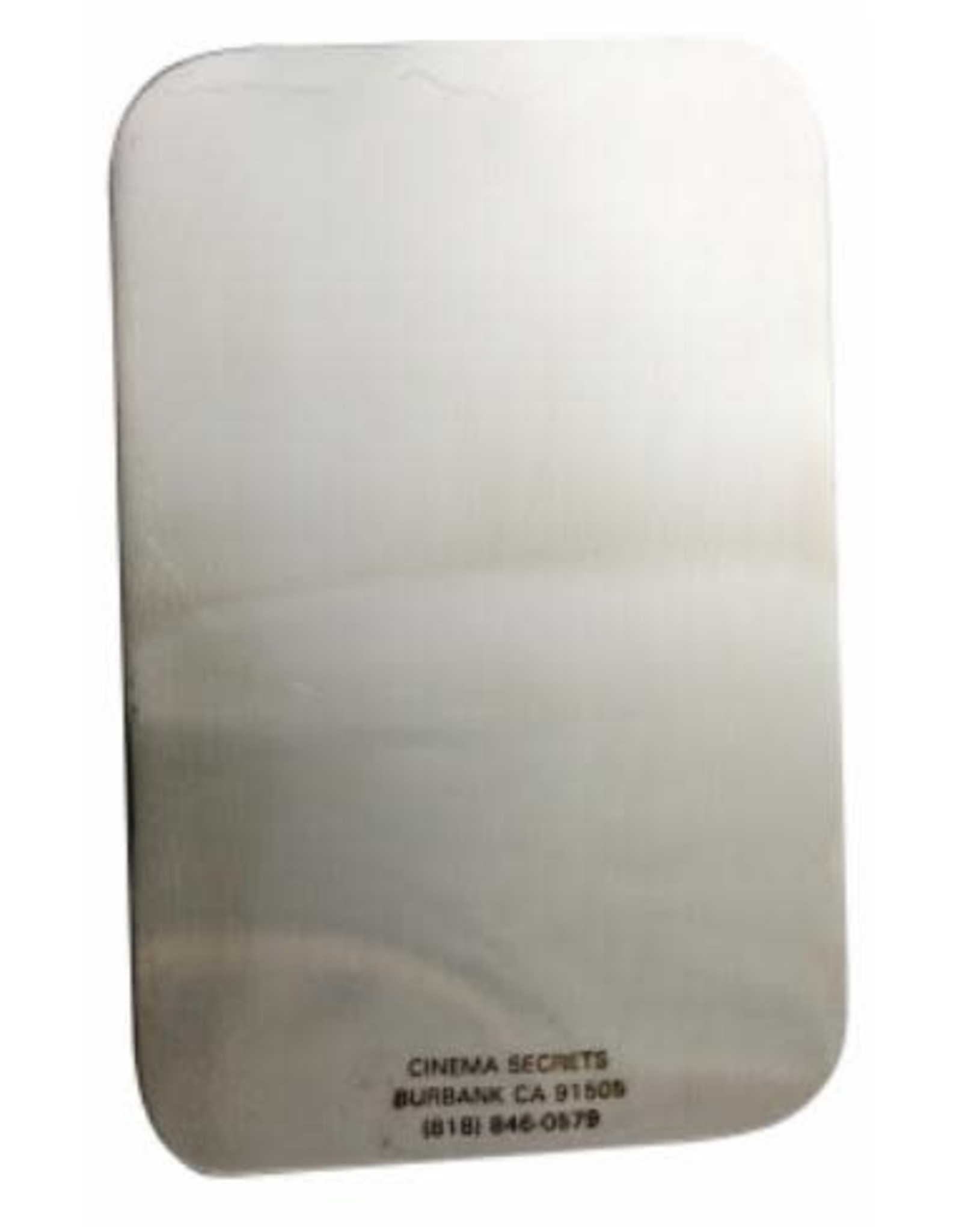 Cinema Secrets Stainless Steel Mixing Palette