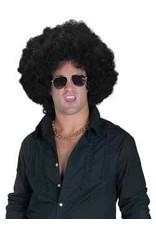 Fun World High Black Afro