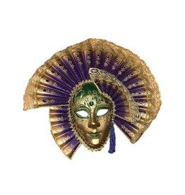 Forum Novelties Inc. Large Venetian Mask